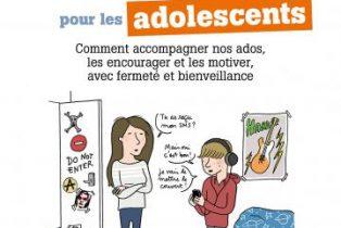 Amandine Ventadour consultante en parentalité - couverture ados