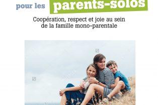 Amandine Ventadour consultante en parentalité - couverture parents solos