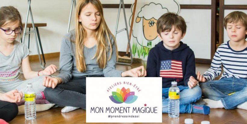 Amandine Ventadour consultante en parentalité -