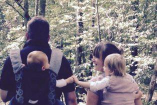 Amandine Ventadour consultante en parentalité - Mon expérience du Portage