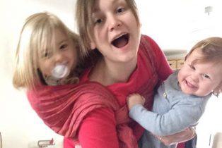 Amandine Ventadour consultante en parentalité - Porter bébé … quelle idée ?