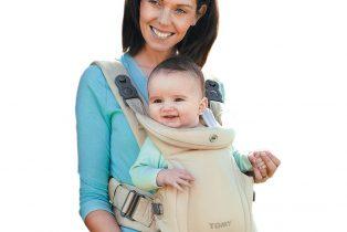 Amandine Ventadour consultante en parentalité - porte bebe non physiologique