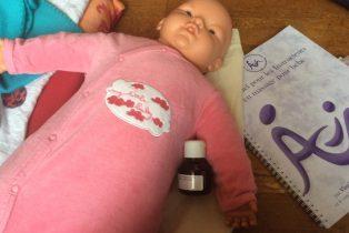 Amandine Ventadour consultante en parentalité - pouponmassage