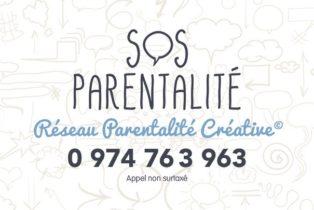 Amandine Ventadour consultante en parentalité - SOS Parentalité