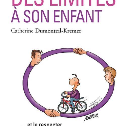 couverture du livre poser des limites a son enfant