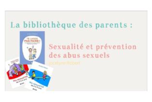 Amandine Ventadour consultante en parentalité - Leur parler sexualité, respect et prévenir les abus sexuels …